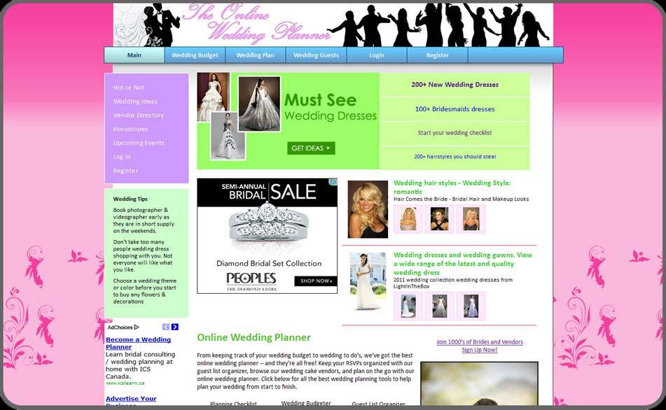 Portfolio Toronto Web Design